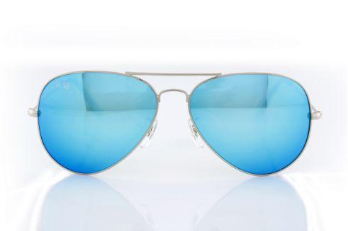 Ray Ban Original 3026D-blue-s