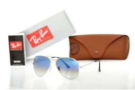 Солнцезащитные очки, Ray Ban Original 3026D-bl-s