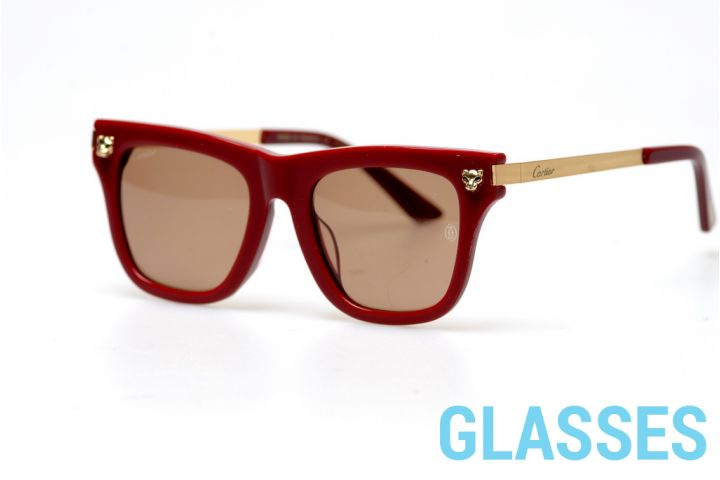 Женские очки Cartier 0024-sa-002