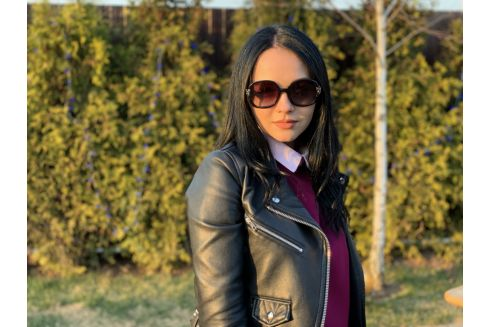 Женские очки Chanel ch1438c02