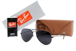 Солнцезащитные очки, Ray Ban Aviator 3025-58-14-black